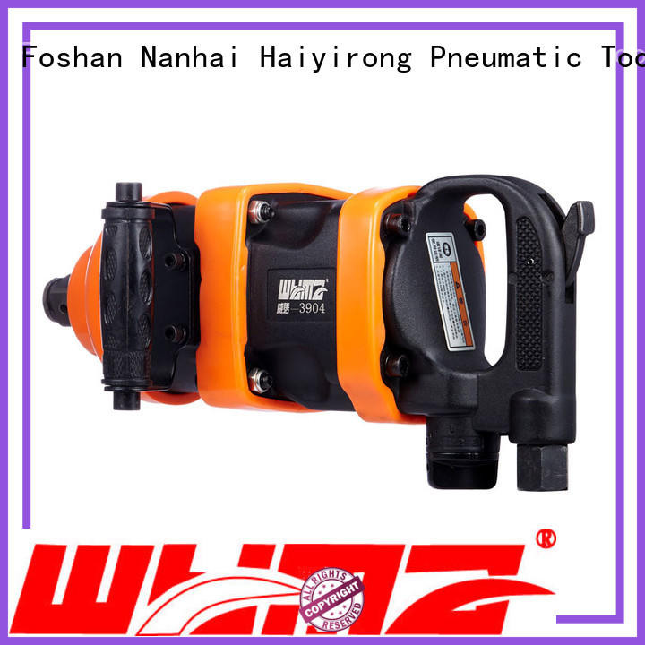 WYMA long lasting pnematic impact wrench manufacturer for automobile