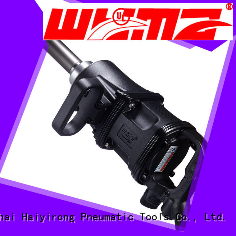WYMA impact Wind cannon at discount for machinery industries