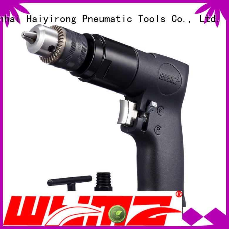 WYMA safe air drill machine factory price for steel brushing
