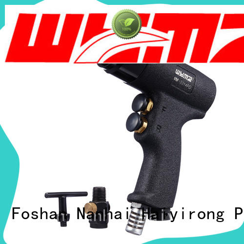WYMA gun air tool drill at discount for milling cutter