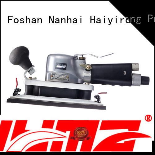 WYMA professional pneumatic tools online for rust removal