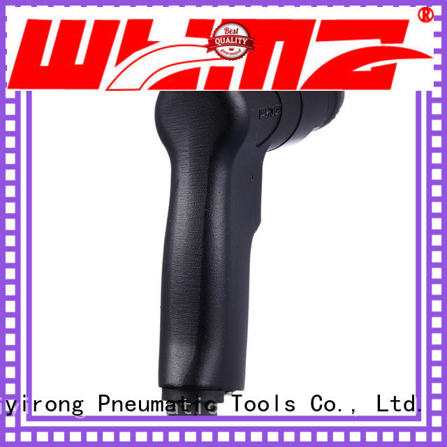 WYMA pneumatic air drill manufacturer for steel brushing