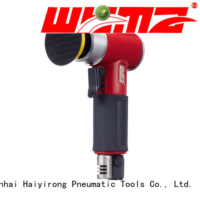 WYMA good quality pneumatic sander for woodworking at discount for waxing of cars