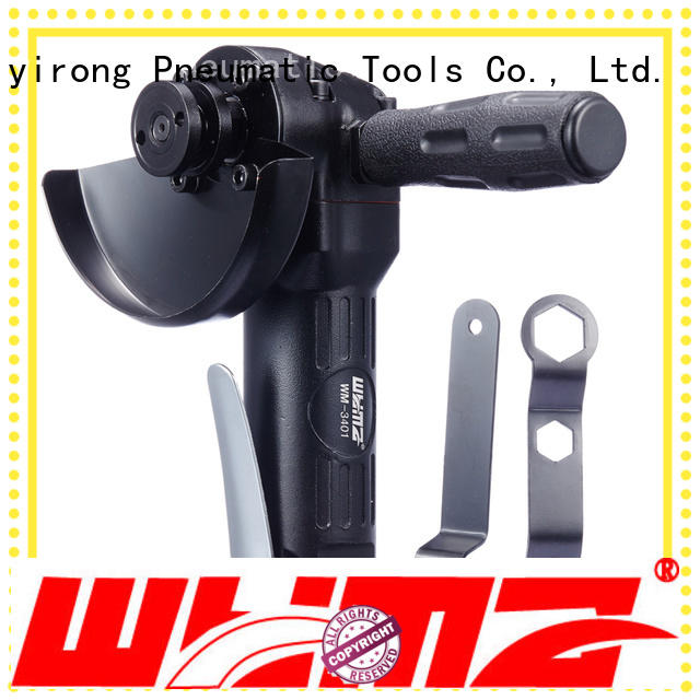 mill pneumatic angle grinder direcly sale for transmission WYMA