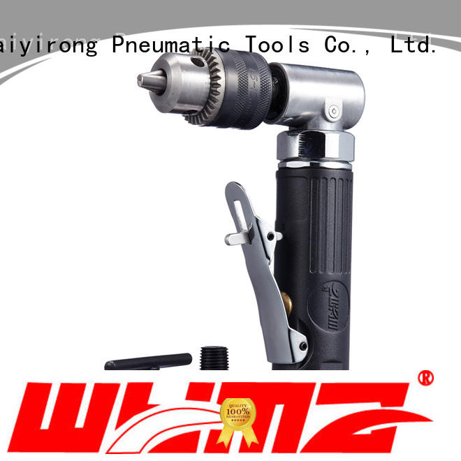 safe pneumatic air drill drill factory price for steel brushing