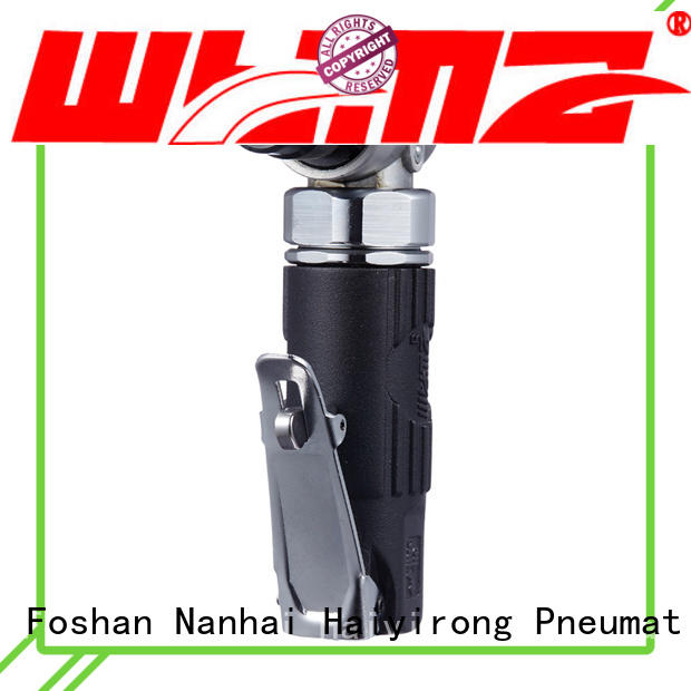 WYMA large pneumatic hand grinder at discount for roughing