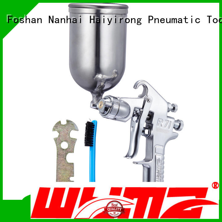 WYMA professional spray paint gun at discount for for automobile spraying
