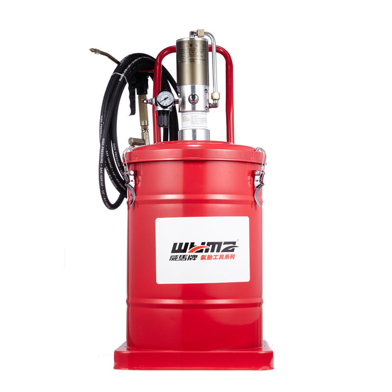 WYMA good quality air grease pump supplier for automobiles