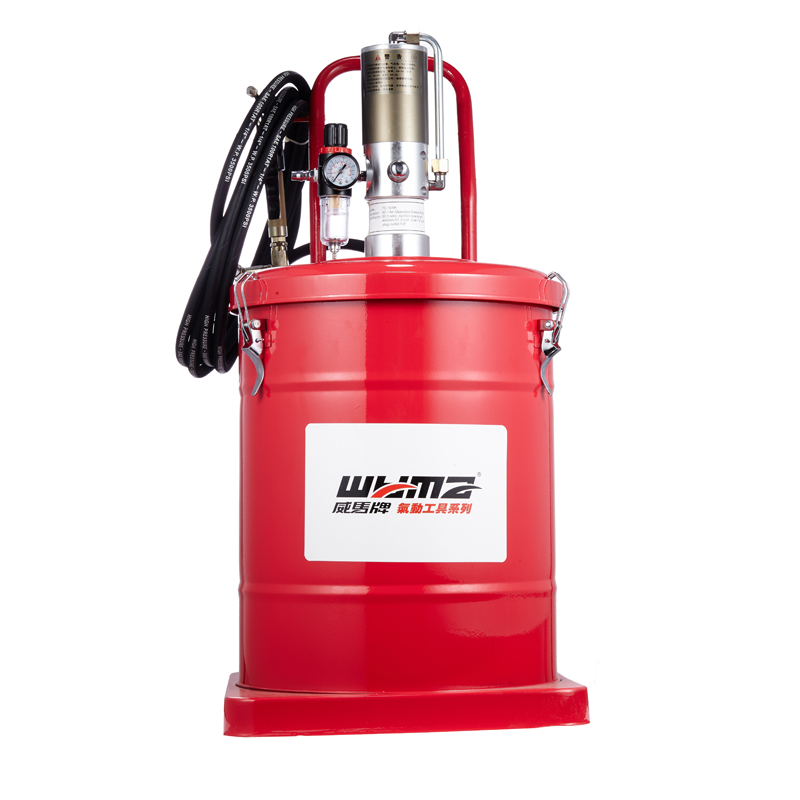 precise air grease pump butter at discount for equipment-2