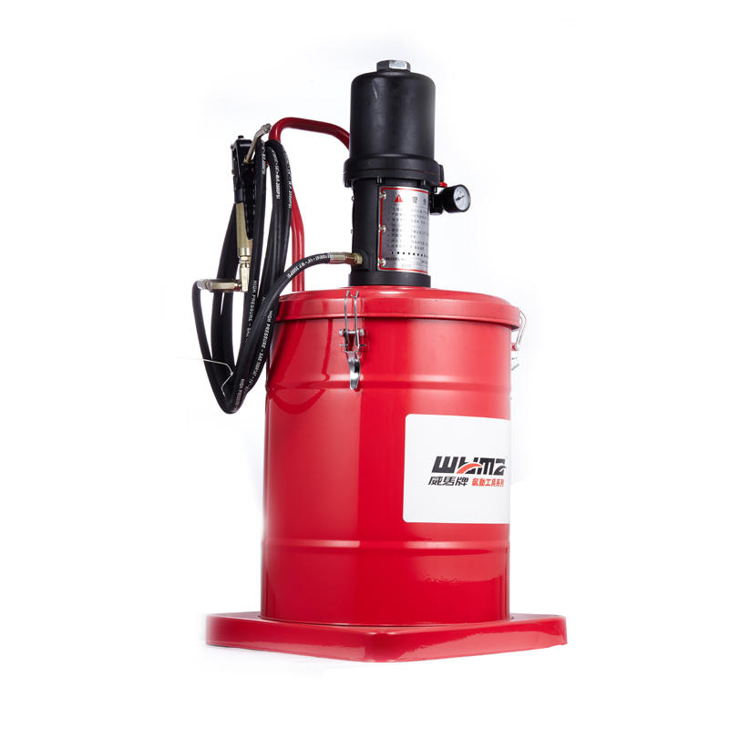 safe air powered grease pumps machine promotion for automobiles