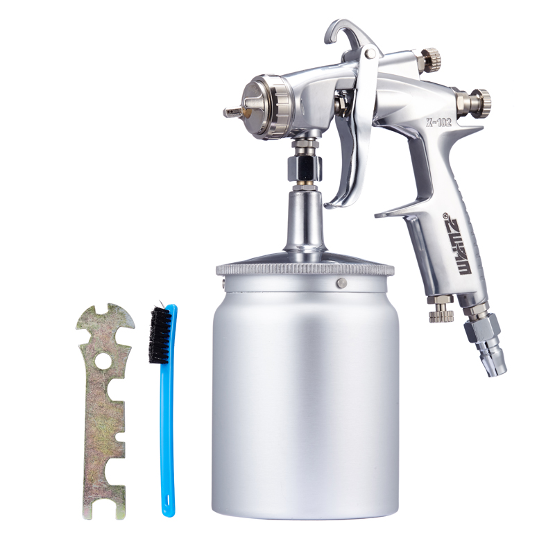 WYMA professional spray gun factory price for for automobile spraying-2