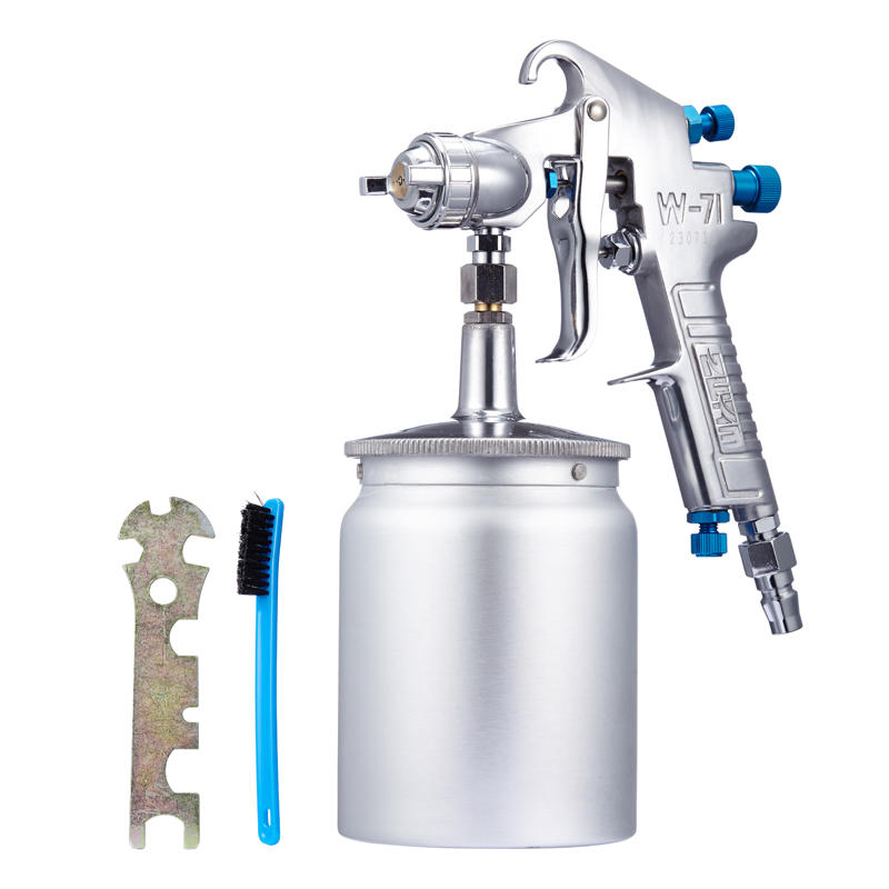 durable best spray gun gun at discount for industrial furniture spraying