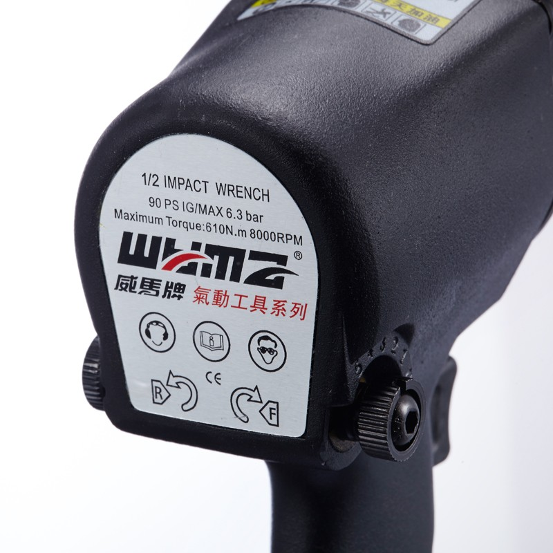 WYMA durable pneumatic air impact wrench at discount for power plants-7