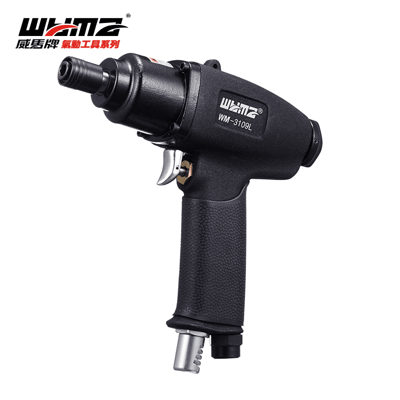 Factory Direct Wyma Gun Type Elbow Wind Batch WM-3109L Double Hammer Blow Type Pneumatic Gun Screwdriver
