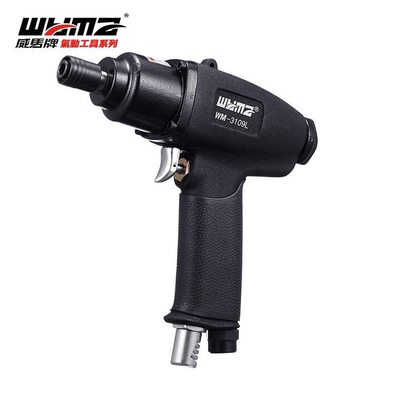 Factory Direct Wyma Gun Type Elbow Wind Batch WM-3109L Double Hammer Blow Type Pneumatic Gun Screwdriver