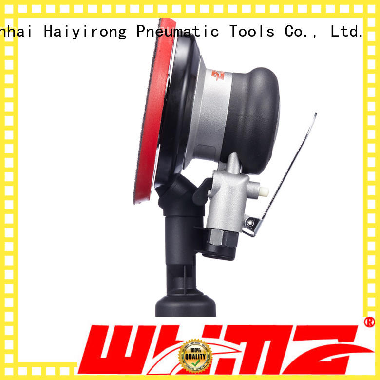 WYMA 5inch palm sander at discount for mechanical processing industry