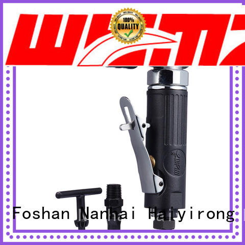 technical pneumatic drill air manufacturer for steel brushing