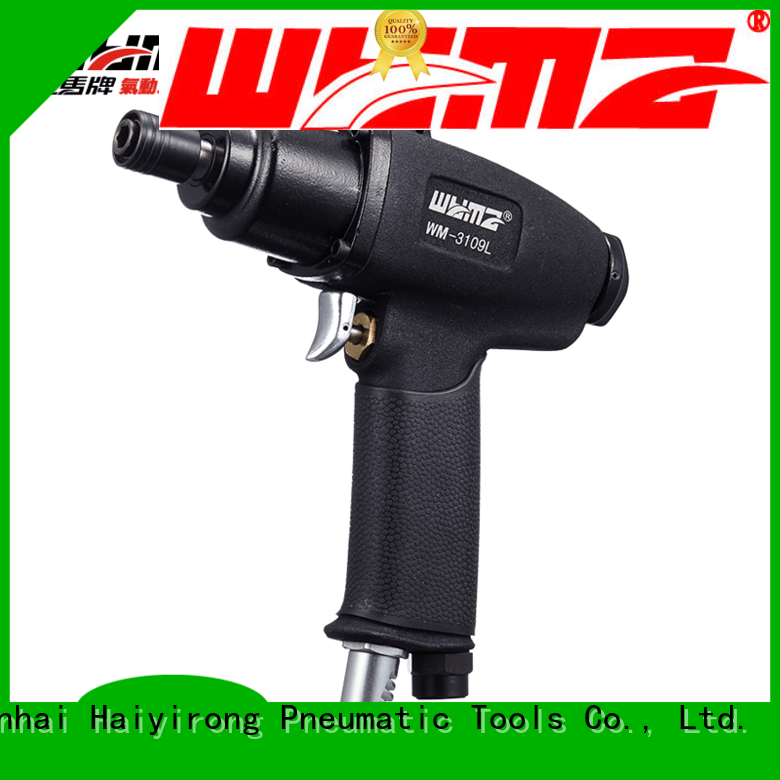 WYMA professional pneumatic screwdriver with torque control factory price for home appliances