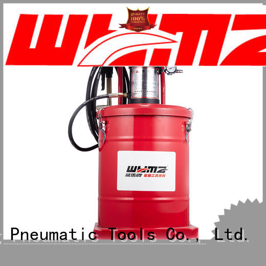 WYMA machine air powered grease pumps factory price for equipment