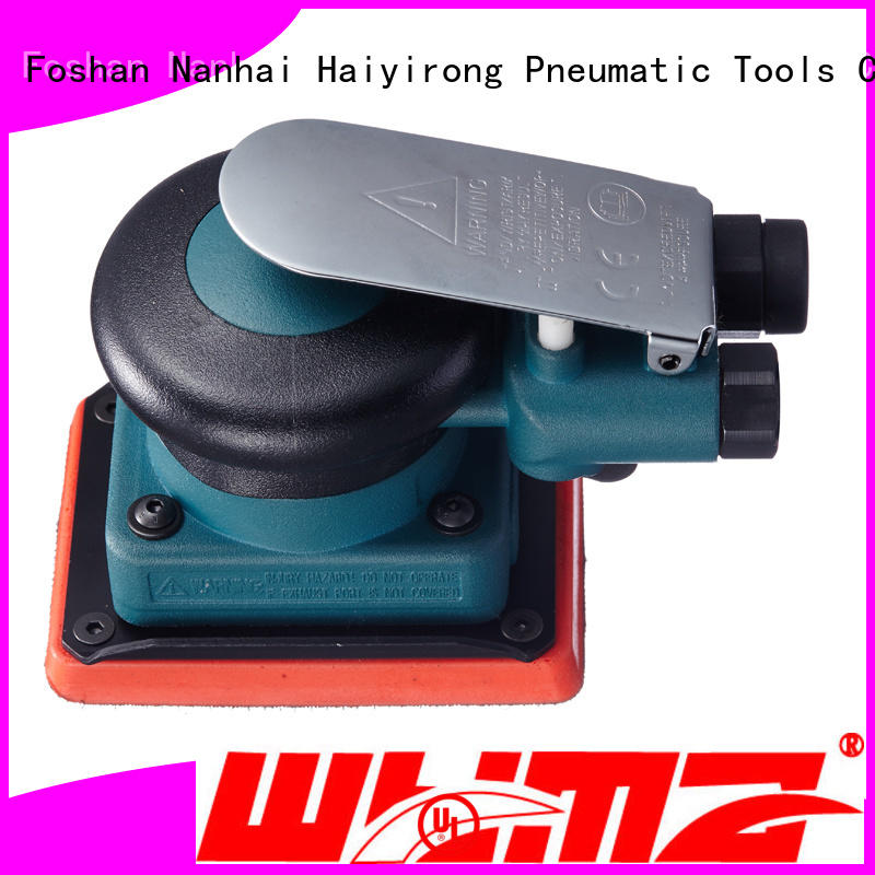 WYMA durable air pressure sander at discount for mechanical processing industry