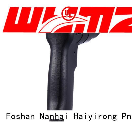WYMA pneumatic drilling machine promotion for brake cylinder hole