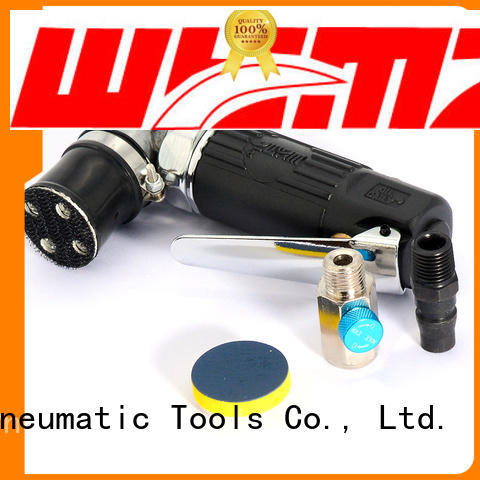 lightweight industrial pneumatic tools wei comfortable to use for grinding