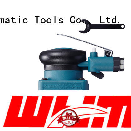 WYMA durable air palm sander at discount for rust removal