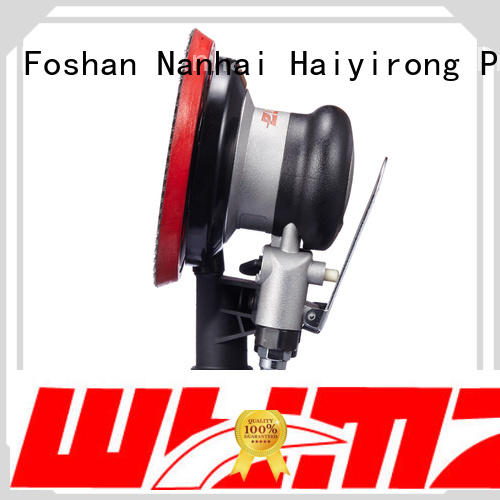 good quality air palm sander grade wholesale for rust removal