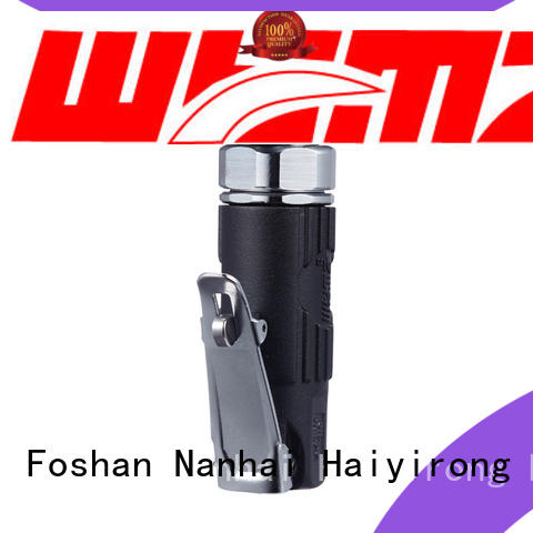 WYMA lightweight pneumatic grinder at discount for grinding