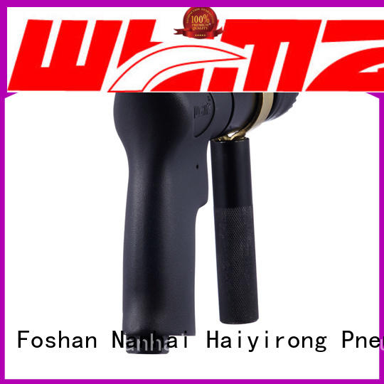 WYMA precise pneumatic drill manufacturer for powerful hole drilling