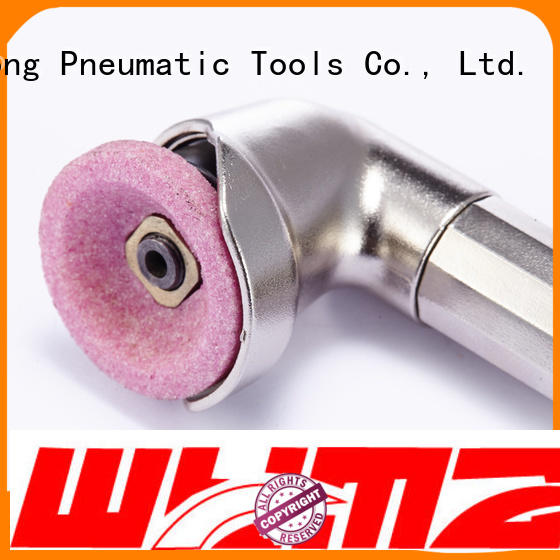 WYMA long lasting pneumatic pencil grinder supplier for chamfering