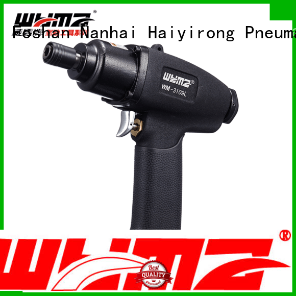 WYMA wyma pneumatic screwdriver wholesale for high-yield industries