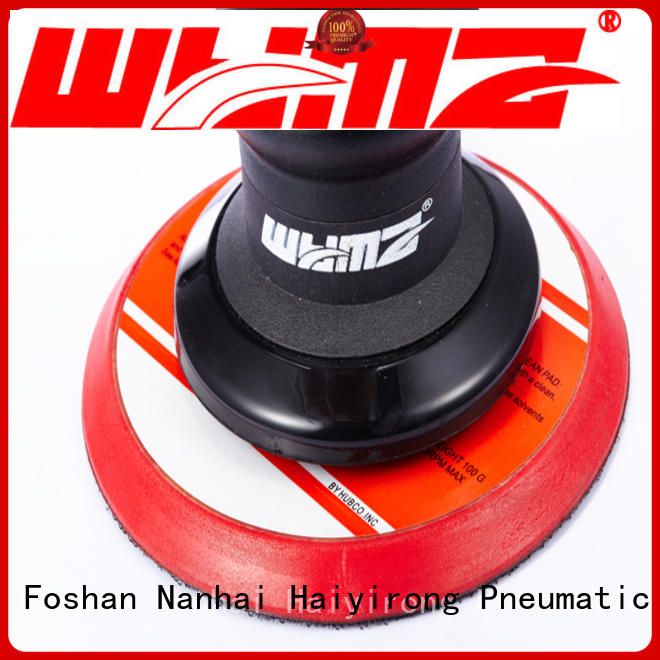 WYMA sanding air palm sander online for mechanical processing industry