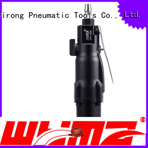 WYMA reliable pneumatic power tools blow for high-yield industries