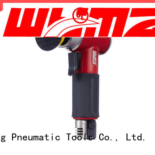 WYMA technical pneumatic sander at discount for mechanical processing industry