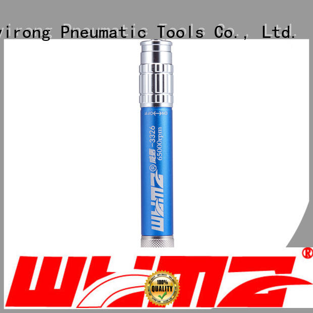 WYMA wind air pencil grinder supplier for cleaning