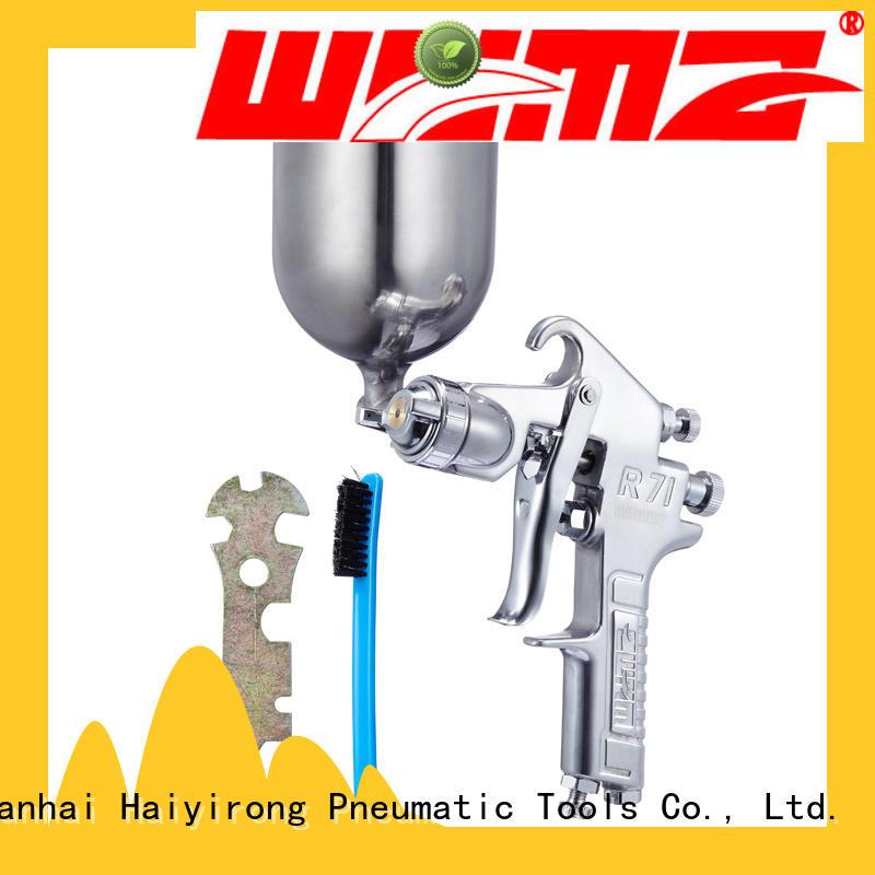 precise paint spray gun gun on sale for machinery