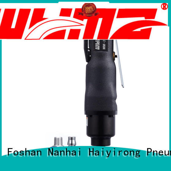 WYMA accurate pneumatic screwdriver from China for assembly line