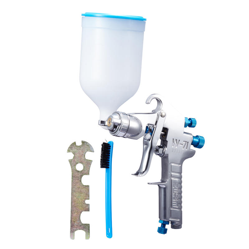 precise air paint gun on sale for for automobile spraying-2