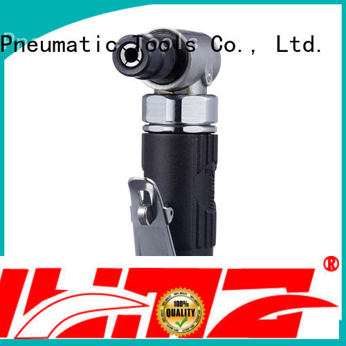 WYMA brand pneumatic air grinder comfortable to use for roughing