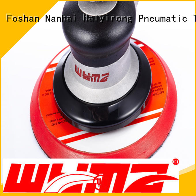 WYMA grade pneumatic sander on sale for mechanical processing industry