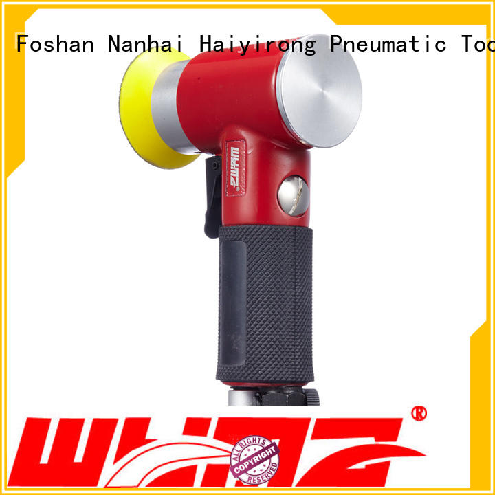 WYMA air pneumatic sanding machine at discount for rust removal