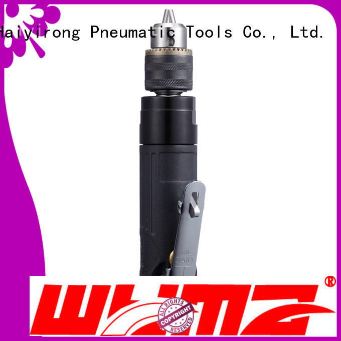 WYMA gun pneumatic drilling machine manufacturer for steel brushing