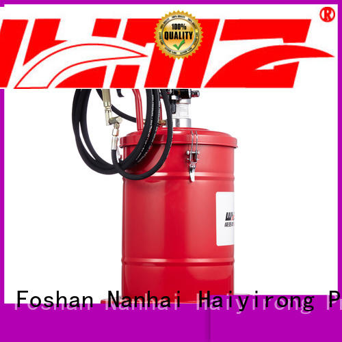 WYMA technical air grease pump for sale promotion for equipment