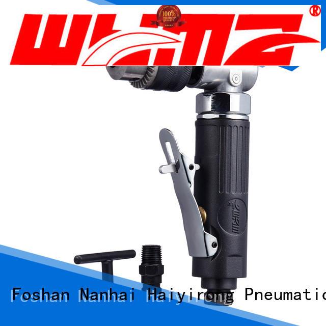 safe air powered drill manufacturer for brake cylinder hole