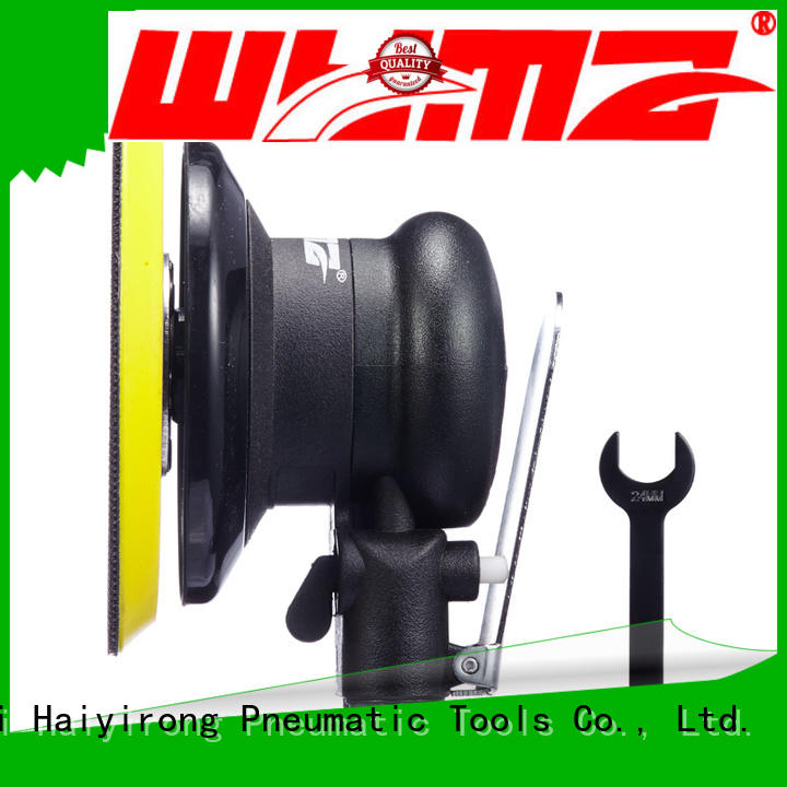 WYMA 5inch sander pneumatic on sale for mechanical processing industry