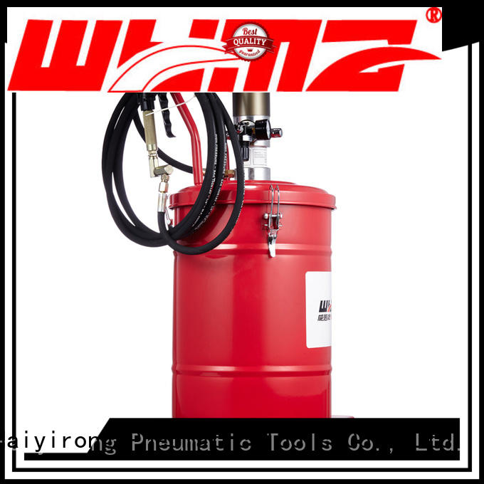 WYMA technical pneumatic grease promotion for ships