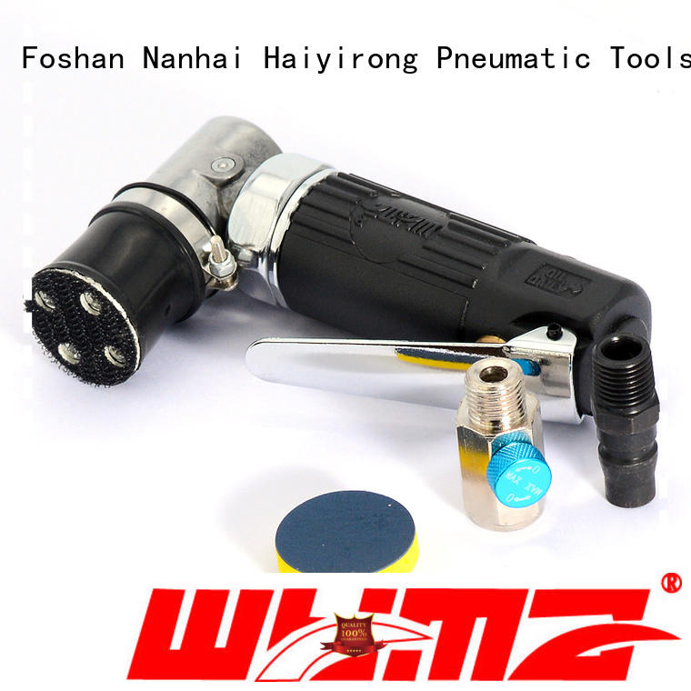 WYMA straight pneumatic grinder price comfortable to use for grinding