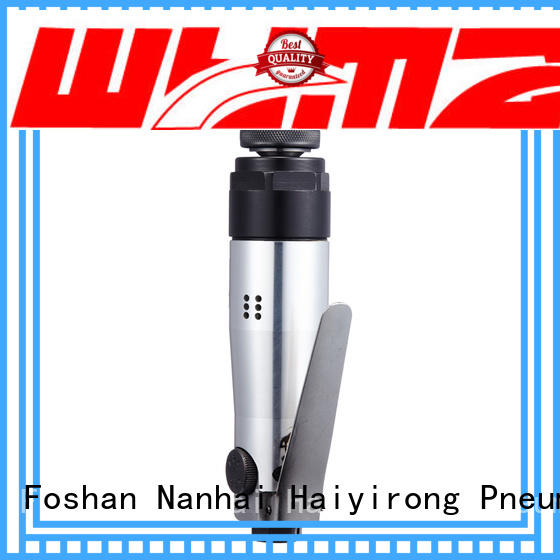 WYMA drill air powered drill at discount for steel brushing