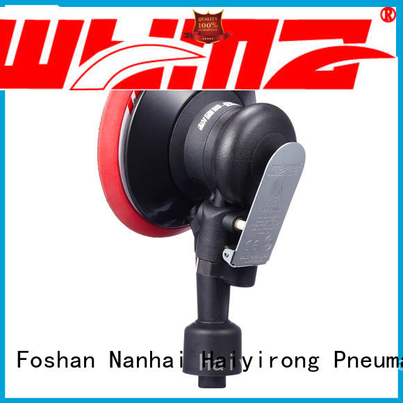 paper air sanding machine at discount for waxing of cars WYMA
